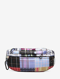 Tech Fabric Fanny Pack - magväskor - forever blue