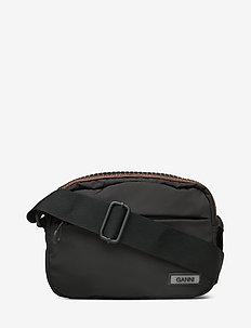 Tech Fabric Bag - BLACK