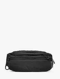 Tech Fabric Fanny Pack - BLACK
