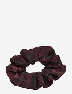 Jacquard - hair accessories - decadent chocolate