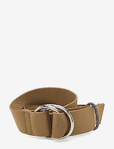 Webbing Belt - belts - ermine