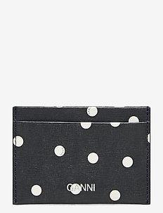 Card Holder Leather - kortholdere - sky captain