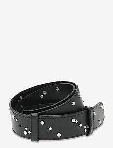 Studded Belt - bælter - black