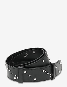 Studded Belt - riemen - black
