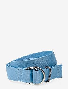 Webbing Belt - bælter - alaskan blue