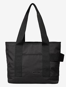 Drawstring Bag - skuldertasker - black