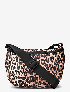 Shoulder Bag - shoppere - leopard
