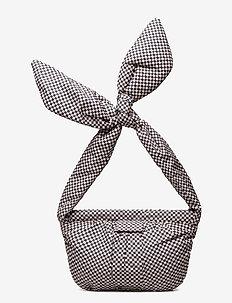 Padded Tech Fabric - schoudertassen - tannin