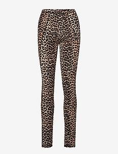 Rayon Underwear - leggings - leopard