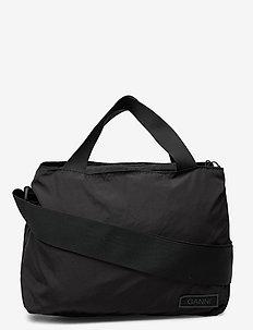 Top Handle Bag - skuldertasker - black