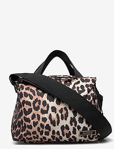 Top Handle Bag - skuldertasker - leopard