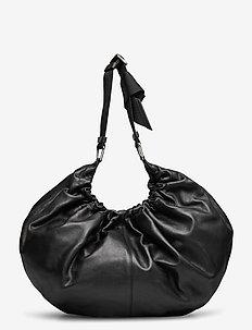 XXL Hobo Bag - bucket-vesker - black