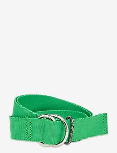 Belt - belter - kelly green