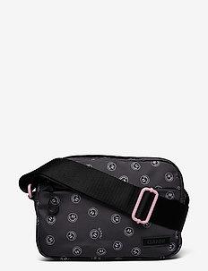 Seasonal Recycled Tech Fabric - crossbody bags - phantom