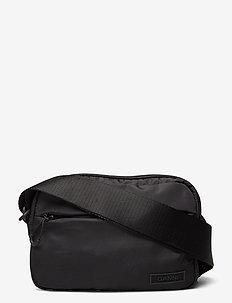 Recycled Tech Fabric Bags - torby na ramię - black