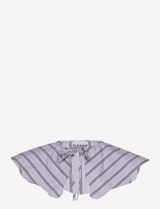 Stripe Cotton - tilbehør - misty lilac