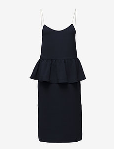 Clark Slip Dress - robes midi - total eclipse