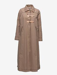 Phillips Cotton - light coats - chanterelle