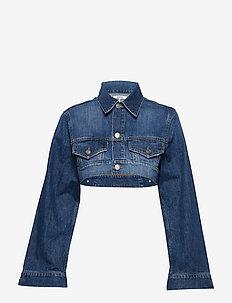 Denim Runway - jeansjackor - indigo