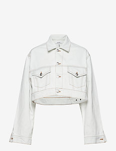 Denim Runway - jeansjackor - bleach