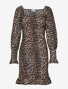 Cotton Silk - LEOPARD