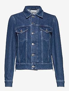 Suit Denim Jacket - jeansjackor - denim