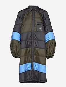 Vatnajökull jacket - wyściełane płaszcze - azure blue