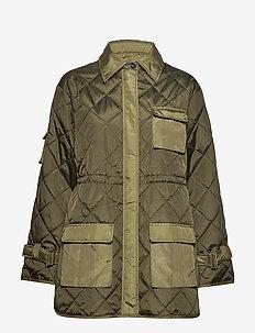 Ripstop Quilt - quiltade jackor - kalamata