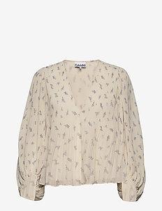 Fairfax Georgette Skirt Leopard | ShortsSkirts Women | Grand