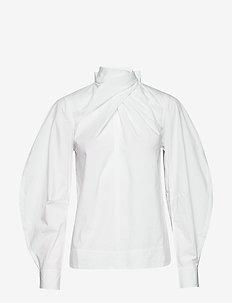 Blouse - langærmede bluser - bright white