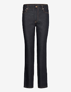 Raw Denim - slim jeans - indigo
