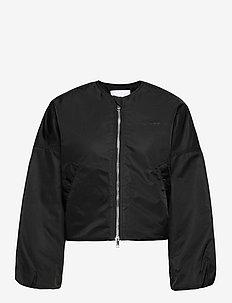 Outerwear Nylon - bomber jakker - black