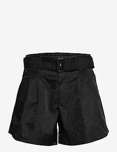 Outerwear Nylon - shorts casual - black