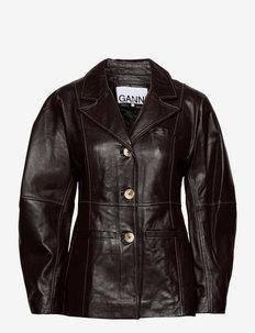 Lamb Leather - vestes en cuir - mole