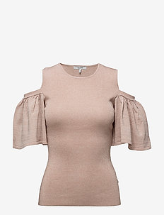Romilly - t-shirty basic - cloud pink