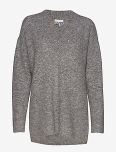 Soft Wool Knit - PALOMA MELANGE