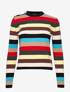 Cashmere Knit - multicolour