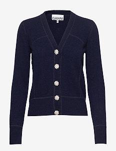 Cashmere Knit - SKY CAPTAIN