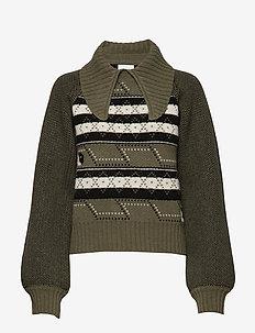 Knit Pattern - tröjor - kalamata