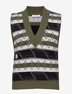 Knit Pattern - vester - kalamata