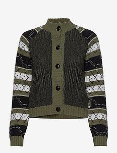 Knit Pattern - cardigans - kalamata