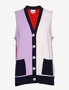Cashmere Knit - västar - multicolour