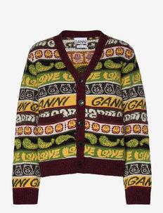 Wool Mix Knit - vesten - multicolour