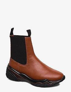 Chelsea - chelsea boots - cognac