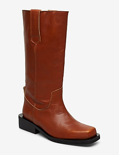 MC BOOT - COGNAC