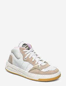 Retro Basket - låga sneakers - egret