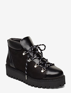 Winter City Boots - BLACK