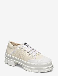 Hybrid Sneakers - lave sneakers - egret