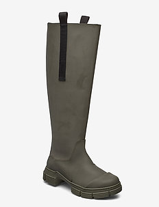 Country Boot Recycled Rubber - kumisaappaat - kalamata