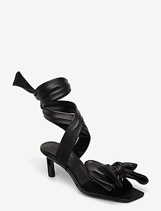 Sandal Napa - sandales à talons - black